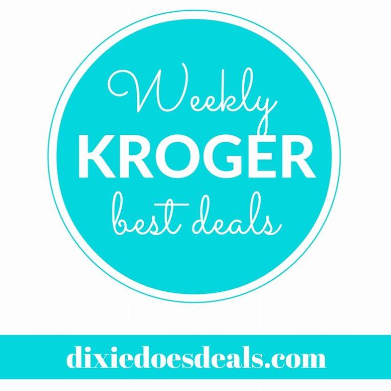 Kroger Mega Sale Weekly Best Deals And Coupon Matchups 6 8 6 14